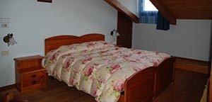 Foto di una delle camere di AeNoseare