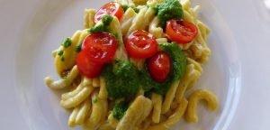 Foto: Pasta fresca con pomodorini