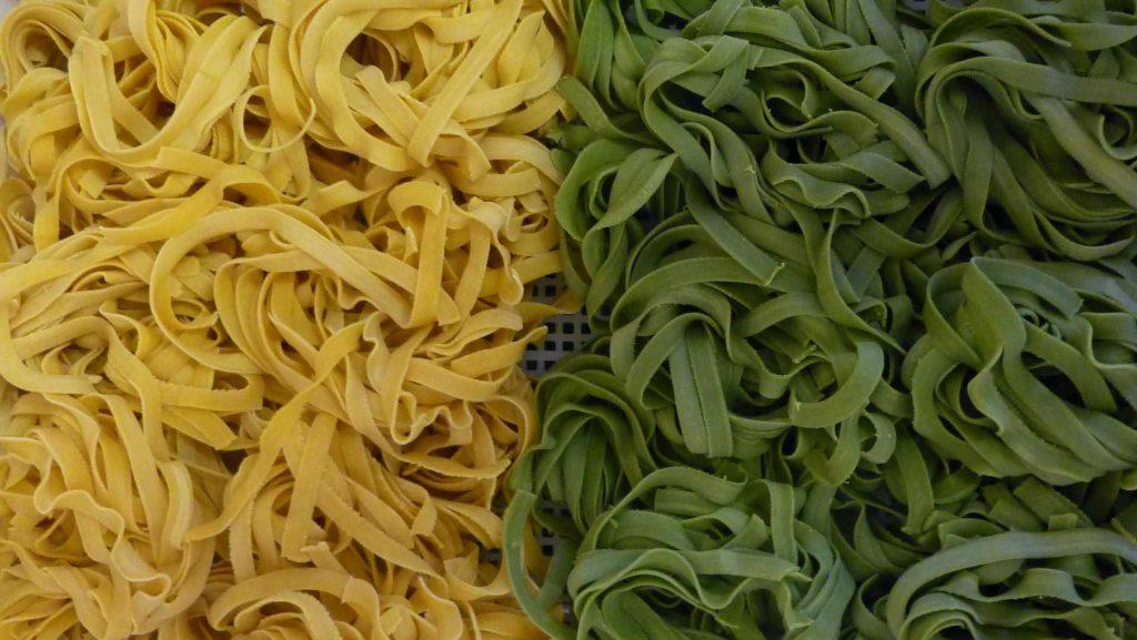 Foto della nostra Pasta Fresca - Fettuccine
